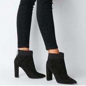Ted Baker | Prenom Suede Block Heeled Boots